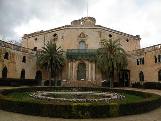 Palacio del Laberinto de Horta (Barcelona)