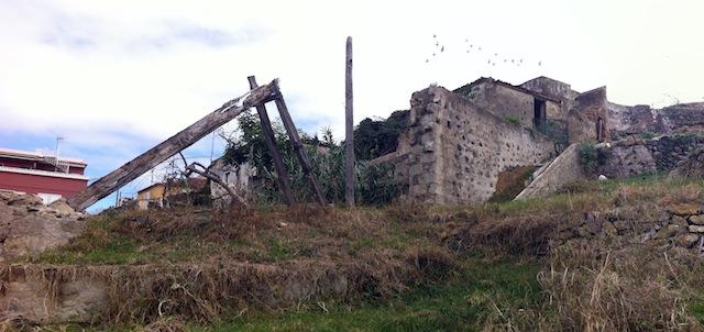 Los Molinos de la Hacienda de los Príncipes (Islas Canarias)