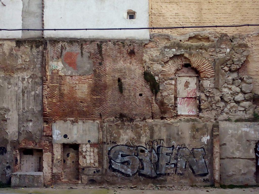 Muralla medieval cristiana (Madrid)