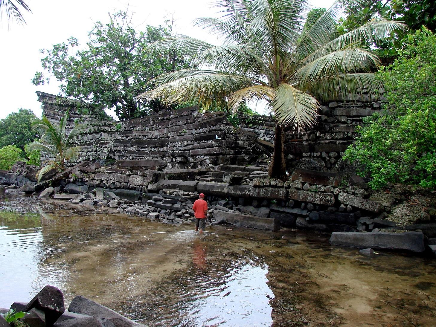Centro Ceremonial de Nan Madol (Micronesia)