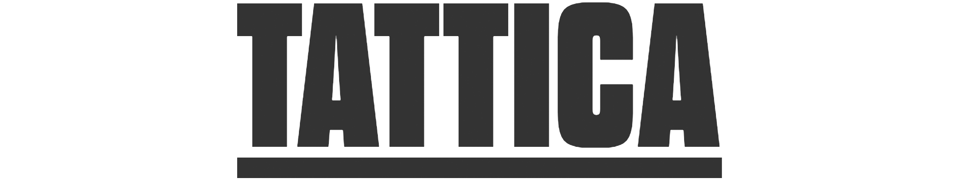 Logotipo de Tattica