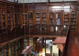 Vista de Biblioteca Histórica de la Escuela de Minas y Energía