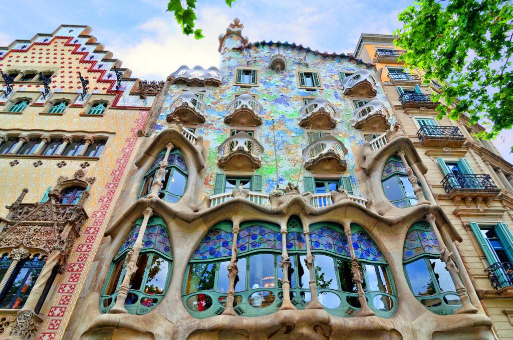 Resultado de imagen de Casa Batlló
